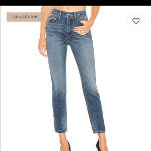 GRLFRND jeans- the Karolina